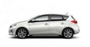 Toyota Auris samochód zastępczy