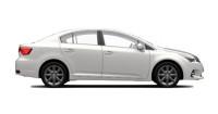 Toyota Avensis samochód zastępczy
