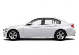 BMW 320 d samochód zastępczy