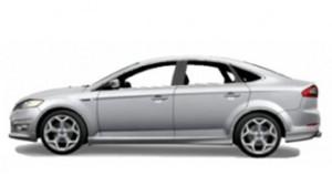 Ford Mondeo samochód zastępczy