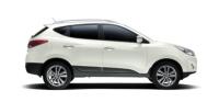 Hyundai ix35 samochód zastępczy