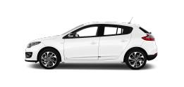 Renault Megane samochód zastępczy