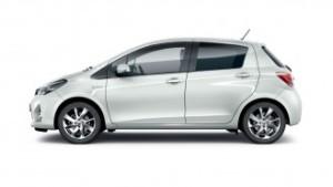 Toyota Yaris samochód zastępczy
