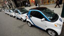 car sharing w Szczecinie